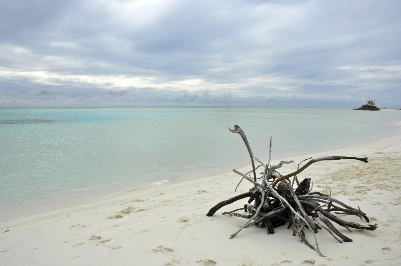 Plage de Nokanhui, Nouvelle-Calédonie