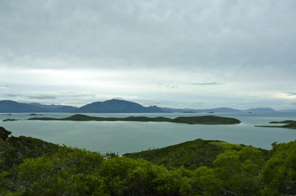 Vue du Ouen Toro, Nouméa, Nouvelle-Calédonie