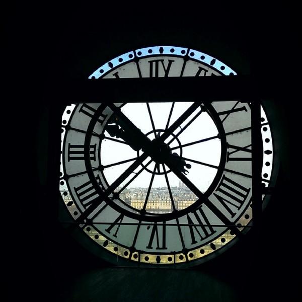 Le voyage : une question de timing, Musée d'Orsay, France