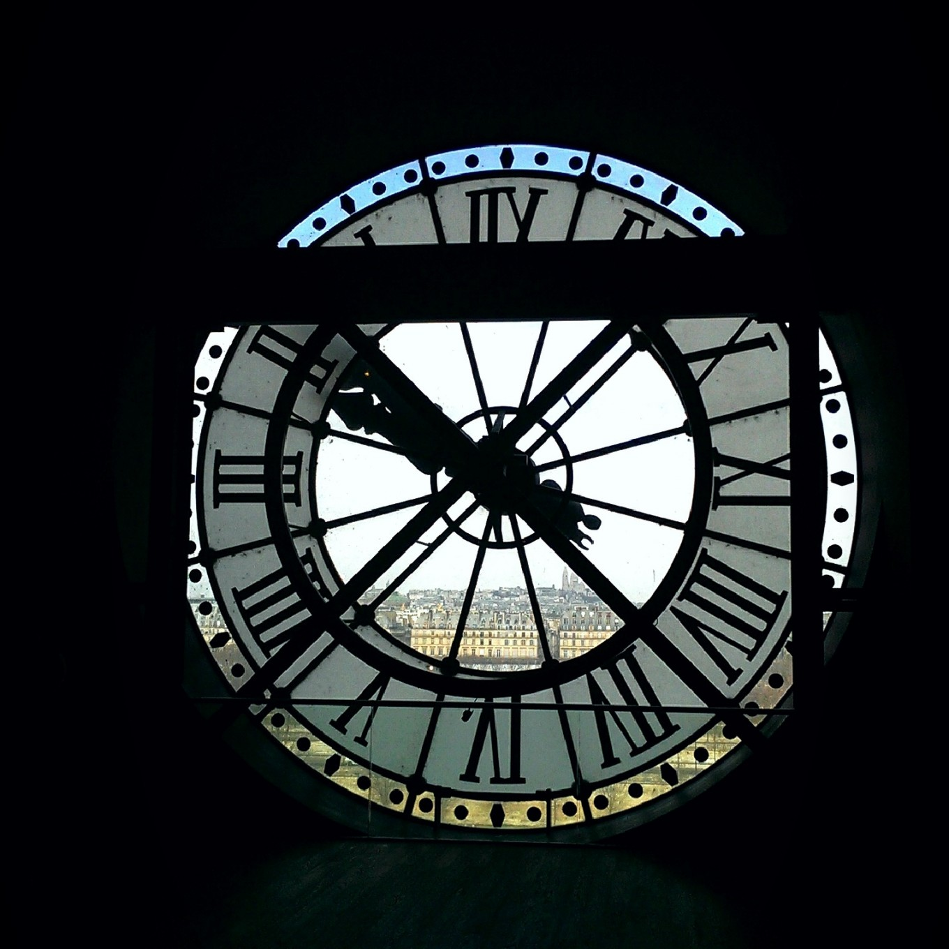 Le voyage : une question de timing, Musée d'Orsay, France