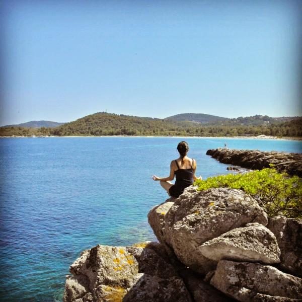 Le temps de s'imprégner du voyage, Thessalonique, Grèce