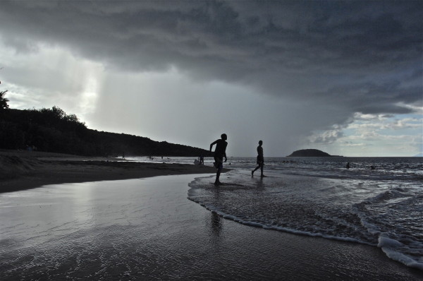 Entre îles de Guadeloupe et souvenirs d'enfance