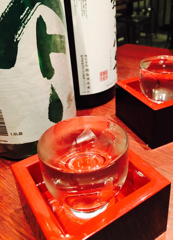 Le dernier verre de saké, Ten, Paris, France