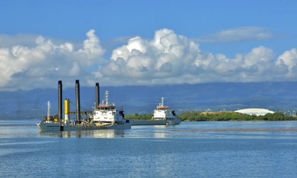 Port de Pointe-à-Pitre, Guadeloupe