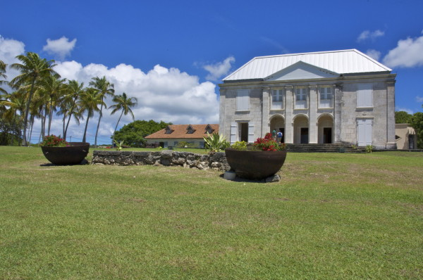 Habitation Murat, Marie-Galante, Guadeloupe
