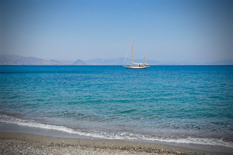 Au large de Kos, Kos, Grèce
