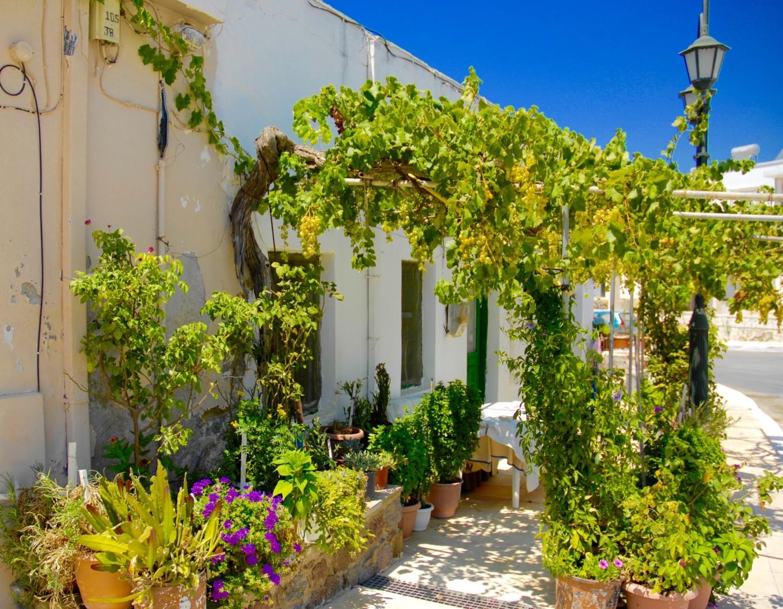 Maison d'Antimachia, Kos, Grèce