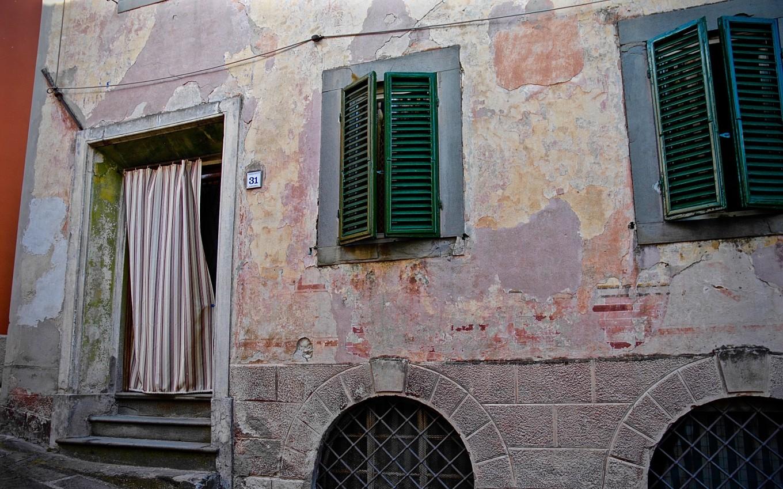 Couleurs de Toscane, Coreglia Anteminelli, Italie