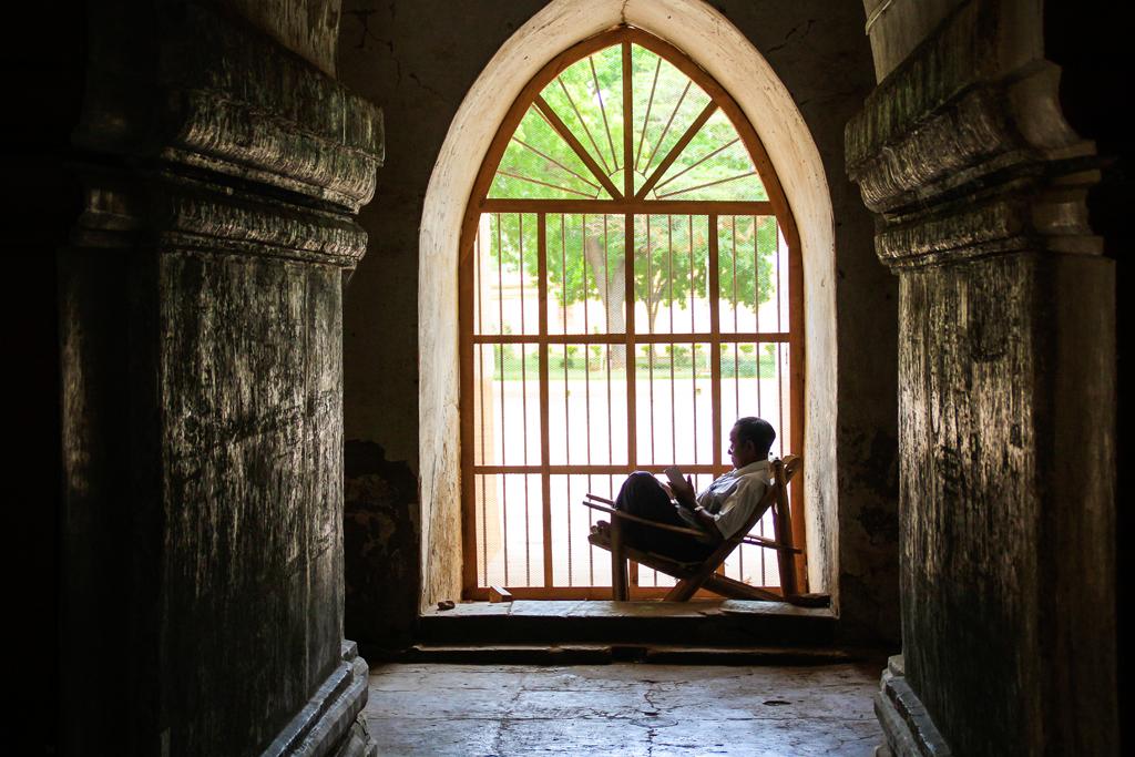 A l'ombre des temples, Myanmar