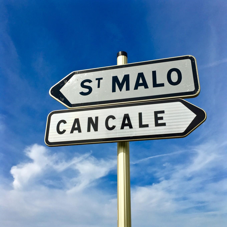 De Saint-Malo à Cancale par le GR34