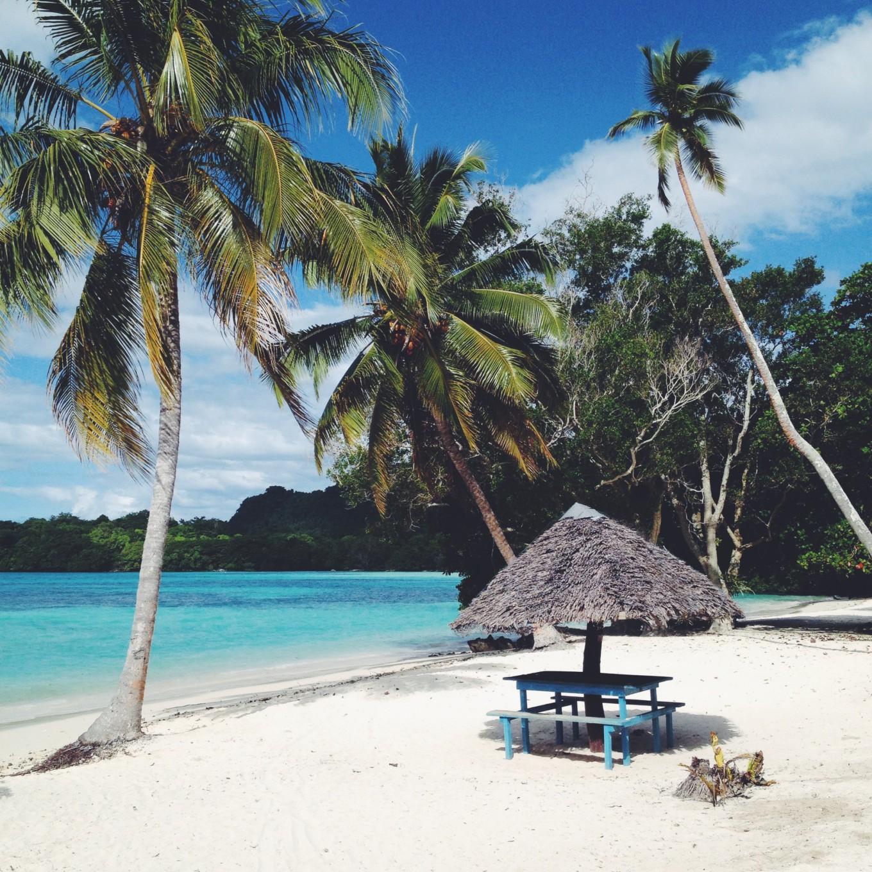 Plage de Santo, Vanuatu
