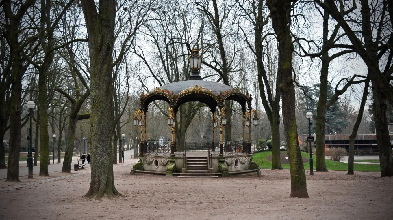 Parc de la Pépinière, Nancy, France