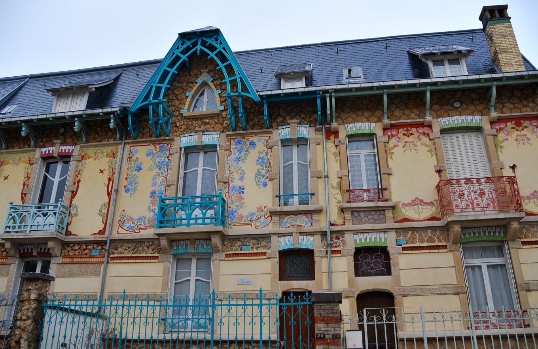 Rue Felix Faure, Nancy