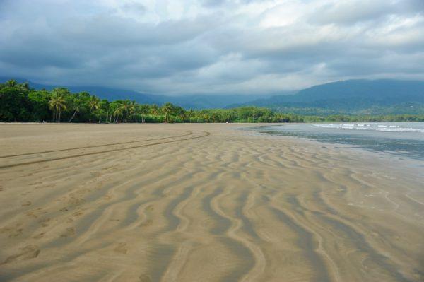 Plage marino ballena Costa Rica