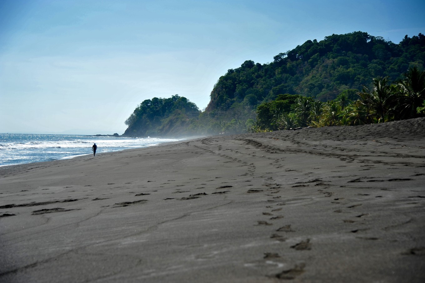 Playa hermosa, Jaco, Costa Rica