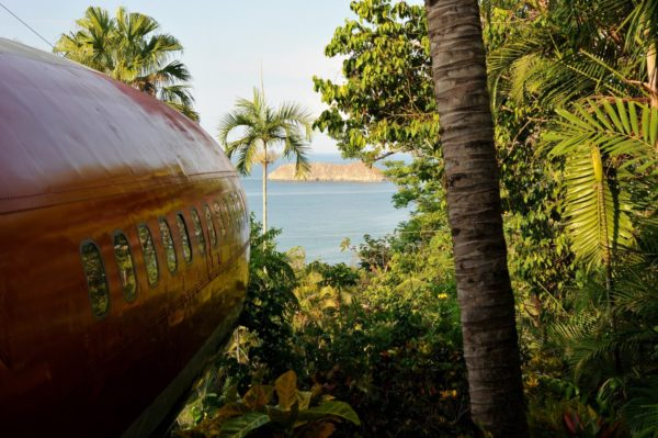 727 Home Fuselage, Manuel Antonio, Costa Rica