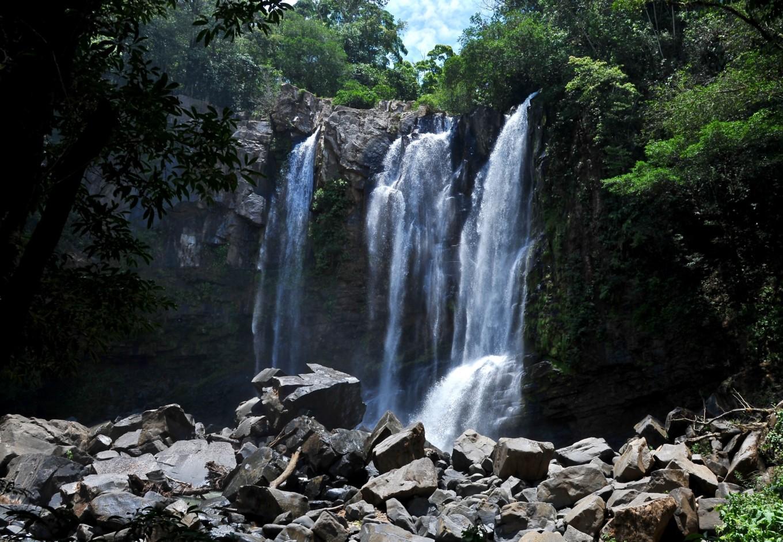 chutes de Nauyaca, Costa Rica