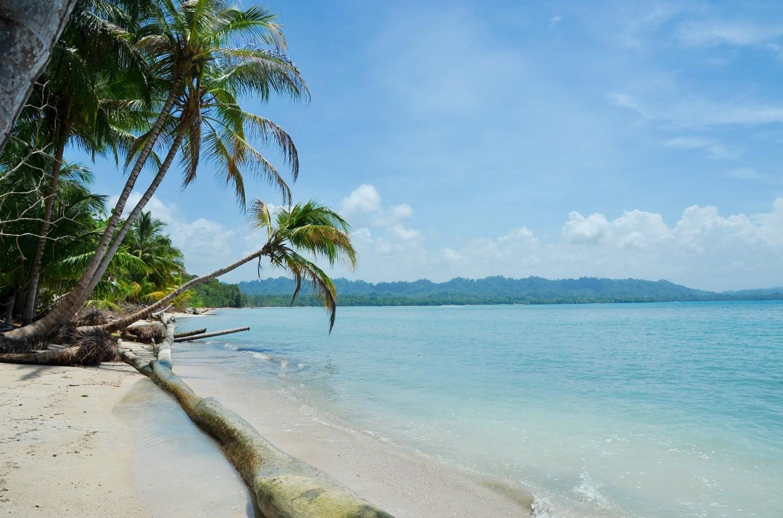 plage de cahuita, cote caraibes du Costa Rica