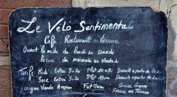 Vélo sentimental Toulouse