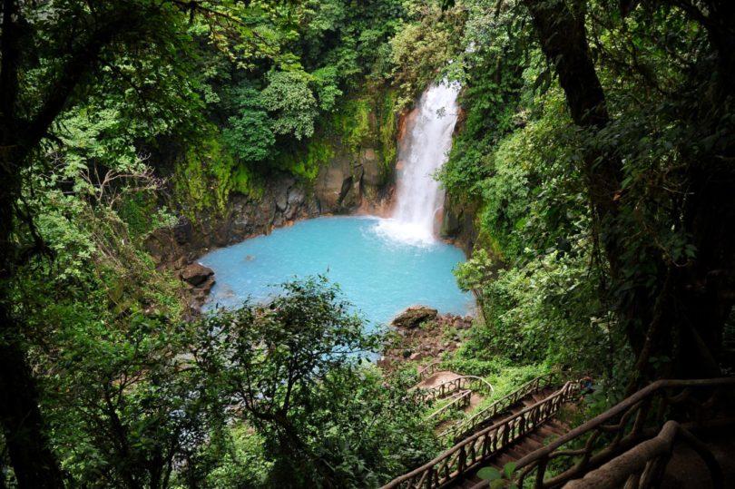 Chute du Rio Celeste, Costa Rica