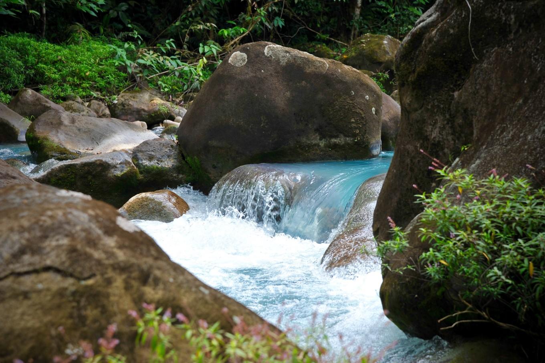 Entre les pierres de Tenorio, Costa Rica