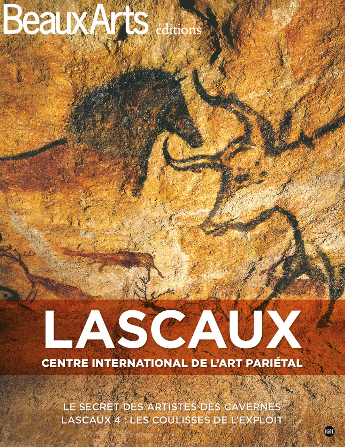 Lascaux, centre International de l'art parietal, Beaux Arts editions