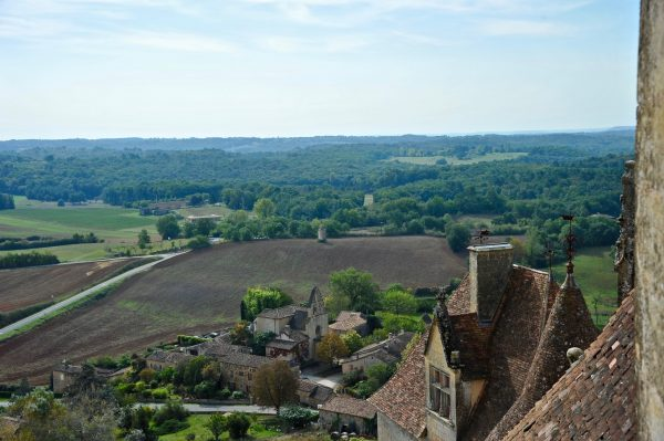 La Baronnerie de Biron, Dordogne
