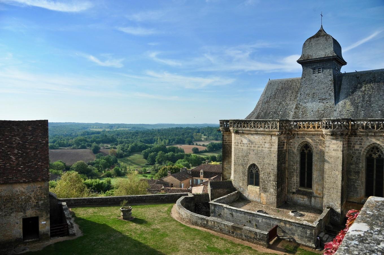 Nef de Biron, Dordogne