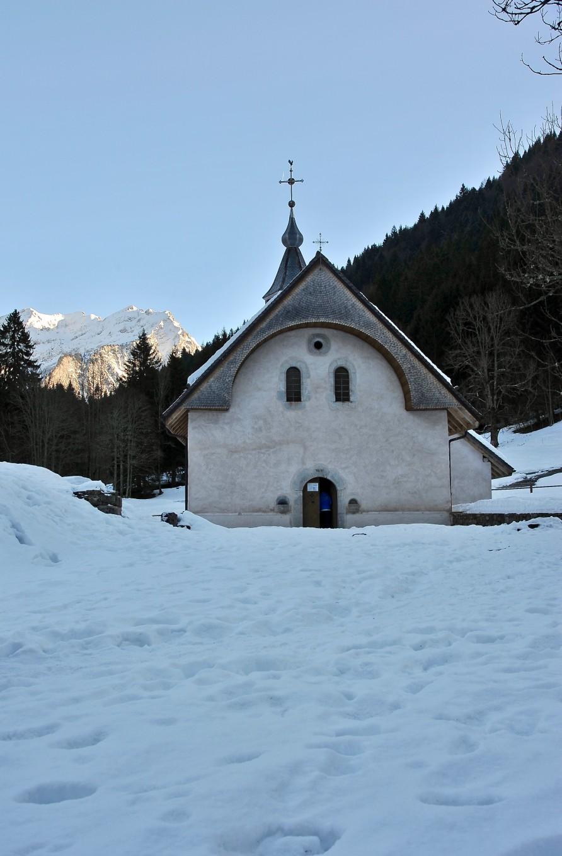 Chapelle Saint-Bruno, La Chèvrerie