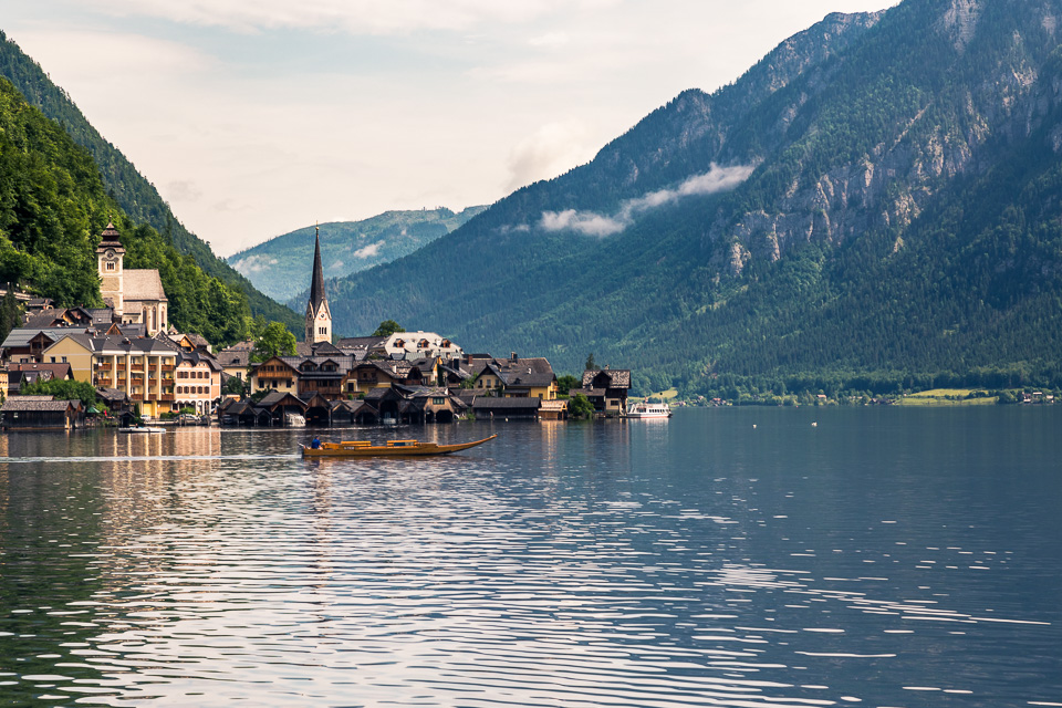 lac Autriche