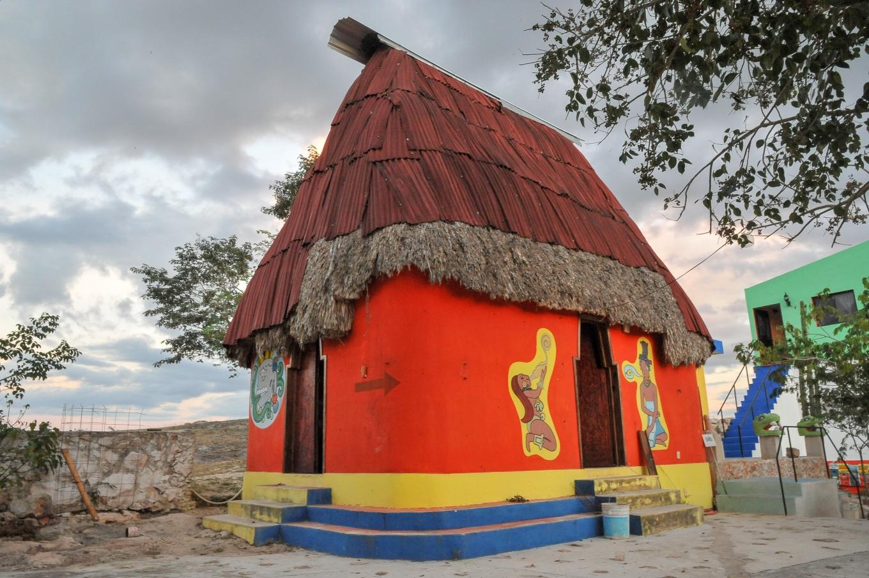 mirador muna Yucatan mexique