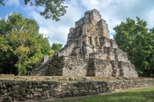 ruines muyil yucatan