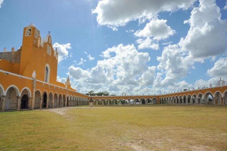 couvent-sans-antonio-de-padoua-izamal-mexique