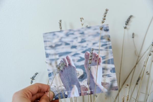 Cartes postales par internet