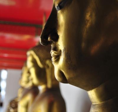 Buddha Profile, Bangkok