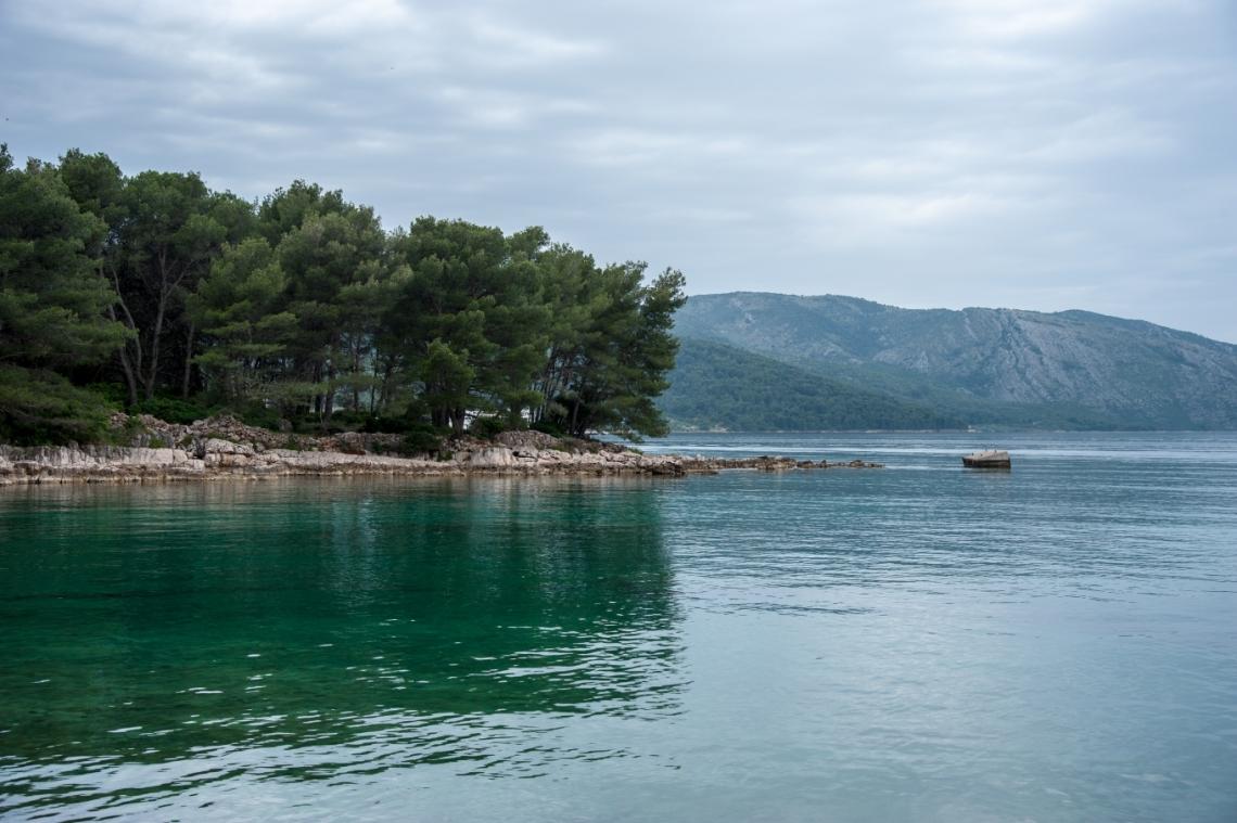 Crique de Hvar, CroatieCrique de Hvar, Croatie