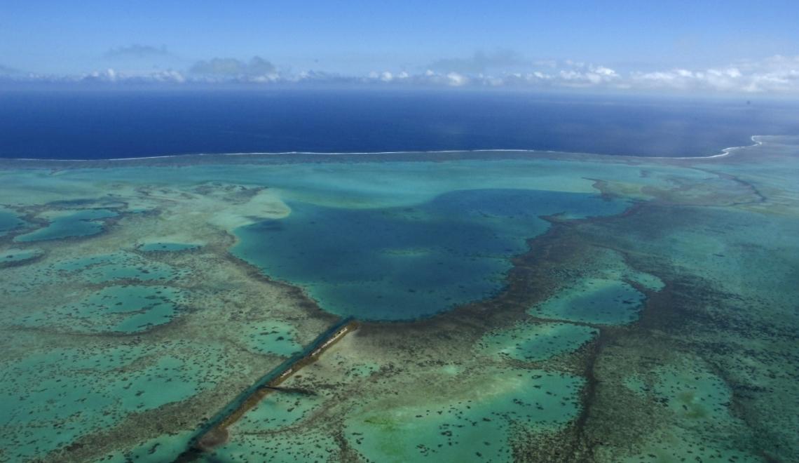Lagon de Nouvelle Caledonie