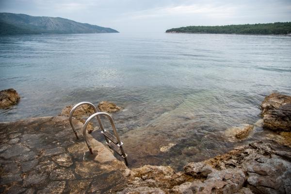 Piscine naturelle Croatie