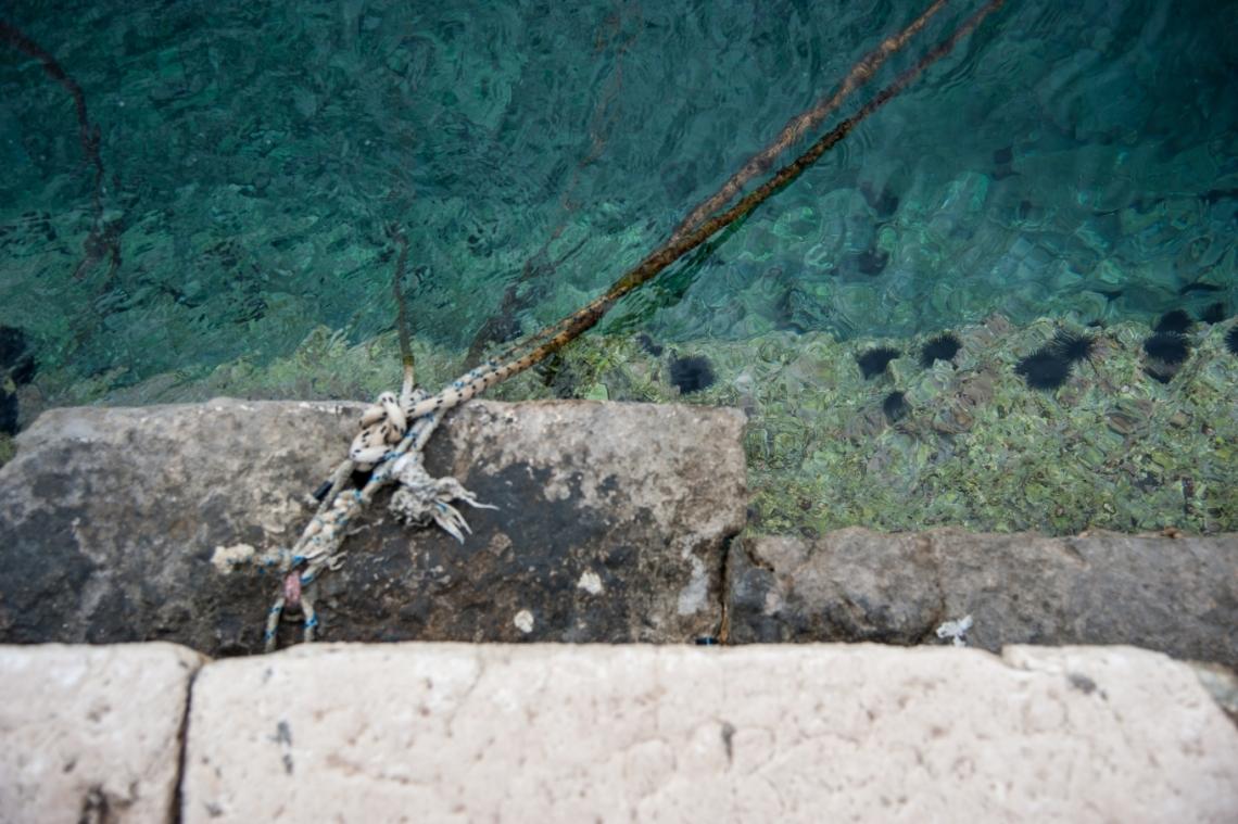 Couleur de l'eau Croatie