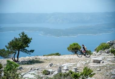 Vidova Gora, sommet de Brac