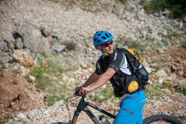 Brac à vélo, Croatie