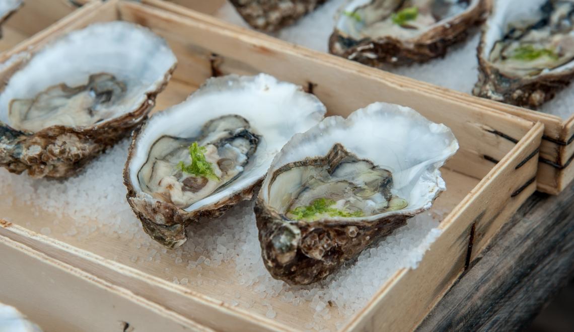 Cuisine sur mer par Emmanuel Tessier