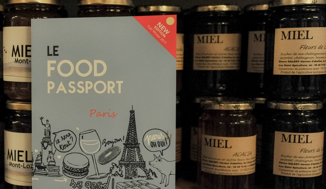 Food Passport, une balade gourmande de Paris