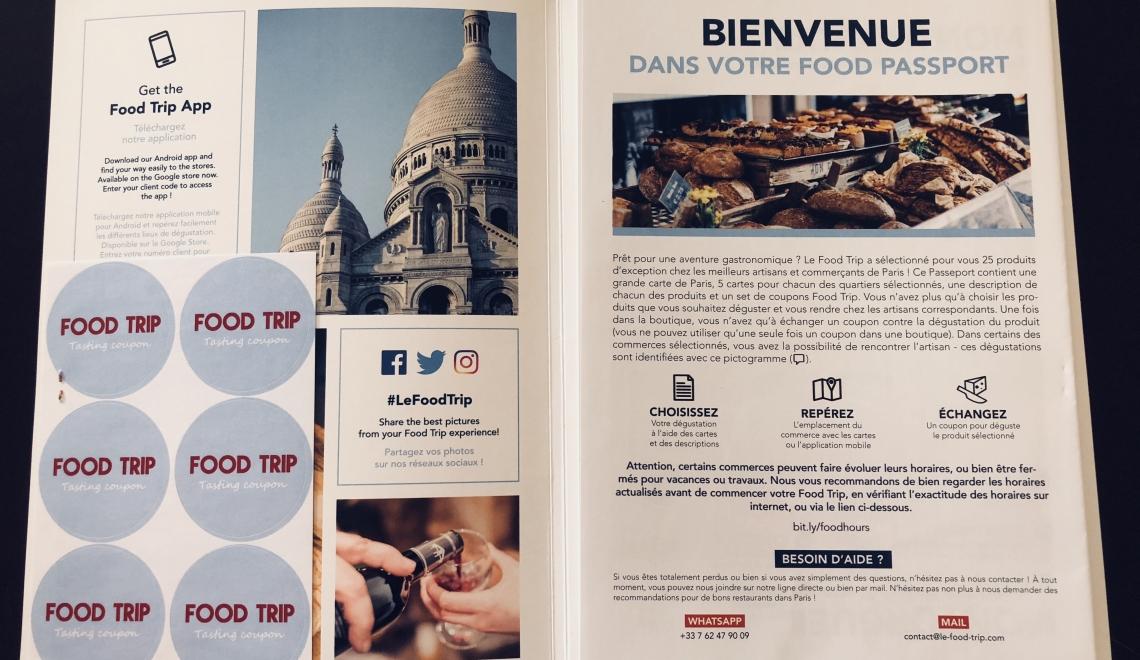 Food trip, visiter Paris par l'assiette