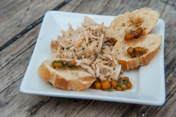 Plats de la Cuisine Corsaire, Cancale