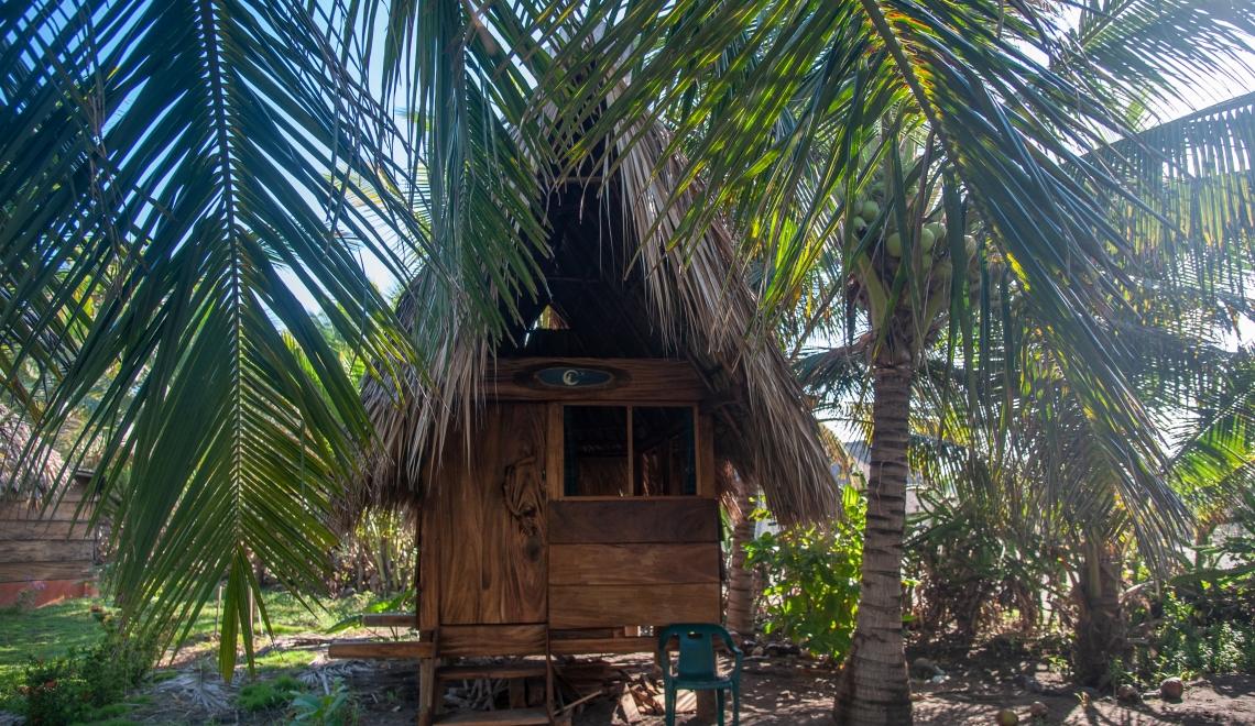 Où faire du surf au Guatemala : le Bungalow a El Paredon Surf Camp