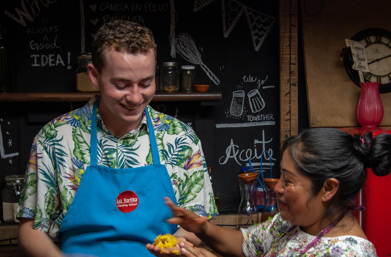 Prendre un cours de cuisine à Antigua
