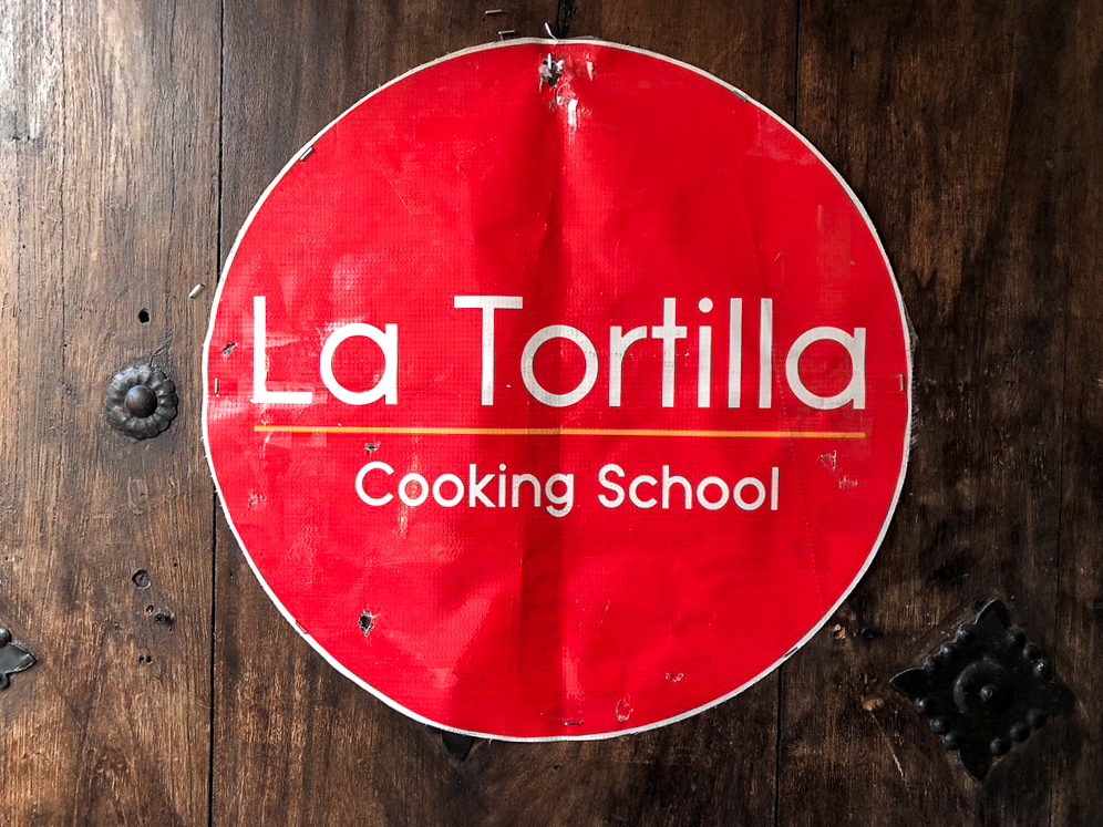 Tortilla Cooking School, Antigua