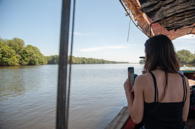 Observer les tortues marines au Guatemala, El Paredon