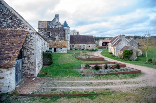 Une maison d'hôte en Normandie